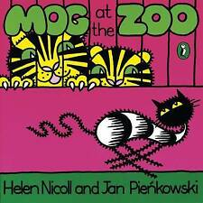 Mog at the Zoo by Jan Pienkowski, Helen Nicoll (Spiral bound, 1984)