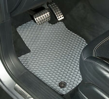 """Hexomat"" All Weather Mats w/OEM fastening system for Lincoln MKS"