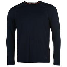Karrimor Mens Urban Long Sleeve Running T-Shirt Navy New With Tags