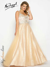 Mac Duggal 65037F Long Evening Dress ~LOWEST PRICE GUARANTEE~ NEW Authentic Gown