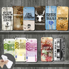 Silicone TPU Cell Phone Case Cover Protection Bumper Rundum Shell Motiv