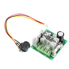 New DC 6V-90V 15A DC Motor Speed Control PWM Switch Controller 1000W  EG