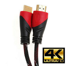 PACK OF HDMI 4K CABLE ULTRA SPEED FOR BLURAY HDTV W/ ETHERNET 1080P HD