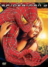 Spider-Man 2 (DVD, 2004, 2-Disc Set, Special Edition; Widescreen) Tobey Maguire