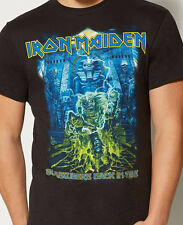 Iron Maiden SOMEWHERE BACK IN TIME T-Shirt NEW Licensed & Official