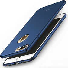 Shockproof Ultra Thin Slim Matte Hard Back Case Cover For iPhone 7/7 Plus 6 Plus