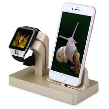 Charging Dock Station Bracket Cradle Stand Holder Charger For iPhone 7 Plus 6S 5