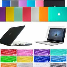"""Laptop Rubberized Hard Case Keyboard Skin Cover For MacBook Air 11"""" / 13"""""""