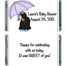 18 Baby Shower Mini Hershey Bar Labels