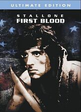 First Blood (DVD, 2004, Ultimate Edition) - Widescreen