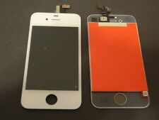 Full Assembly Original LCD, OEM Touch Pad, OEM LCD no Frame for iPhone 4S White
