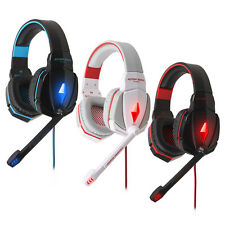 EACH G4000 Gaming Headset Stereo Headphone with Mic Volume Control for PC Gamer