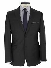 Daniel Hechter Twill Stretch Tailored Single Breasted Blazer Grey All Sizes £195