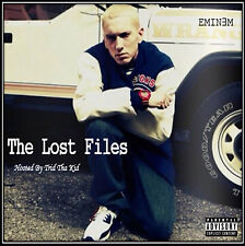 EMINEM The Lost Files Mixtape CD New FREE US SHIPPING Unreleased