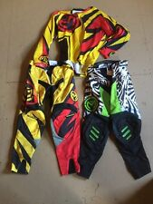 Used Moose Racing Motocross Pants And Jersey