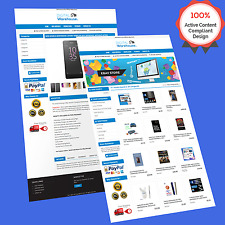 Mobile Responsive Ebay Store Design & Auction Listing Template Professional 2017