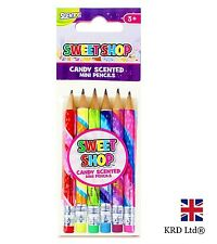 MINI SCENTED PENCILS Kids Birthday Party Bag Fillers Favors Pinata Loot Toy Gift