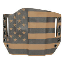 Walther - OWB Kydex Holster USA Black & Coyote