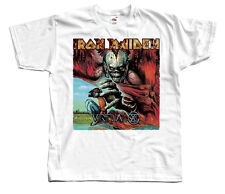 IRON MAIDEN Virtual XI T-Shirt (White) S-5XL