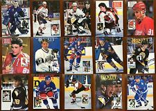 You Choose Beckett Hockey Card Monthly Magazine Price Guides 1991-1993