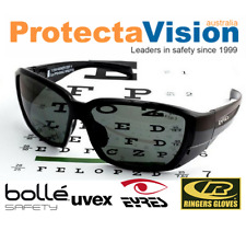 NEW Eyres Define Polarised Bifocal Safety Glasses Sunglasses