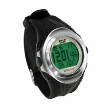 Pyle Sports PPDM1 Digital Heart Rate Monitor Watch W/ Chronograph, Pulse, And
