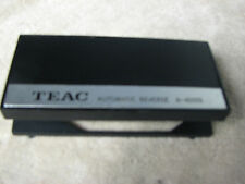 TEAC REEL TO REEL A 4010 HEAD COVER EX/COND
