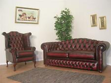 Leather Chesterfield 3str Sofa ( The Oxford )