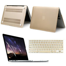 """Matte Hard Case Shell+Keyboard Cover+LCD Film Macbook Pro 13"""" A1706 w/ Touch Bar"""