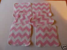 motherbear2003 handmade baby wipes 15cms x 15cms approximately - 6 per pack