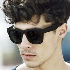 Men Vintage Retro Outdoor Mirror Wayfarer Sunglasses