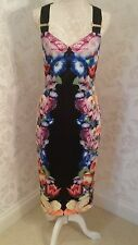 ted baker deony dress sz 1 2 3   UK sizes  12 14 bnwt no offers