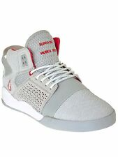 Supra Grey Leather-White Assassins Creed Limited Edition Skytop 111 CD Shoe