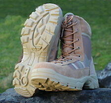 New BW Utility boots Shoes Tropical camouflage Desert Camo Combat