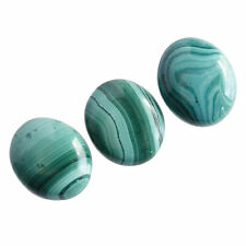 20x15MM Oval Shape, Malachite Calibrated Cabochons AG-215
