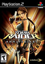 Lara Croft: Tomb Raider Anniversary (Sony PlayStation 2, 2007)