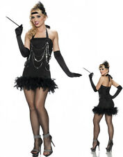 Womens Adult Sexy All That Jazz Flapper Costume