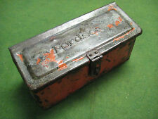 Antique Fordson Tractor or Implement Toolbox with lid
