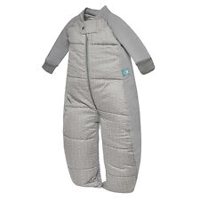 NEW 3.5 TOG Sleepsuit Bag - Grey Leaf by ERGOPOUCH Childrens Kid