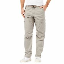Mantaray Mens Natural Zip Off Leg Cargo Trousers From Debenhams