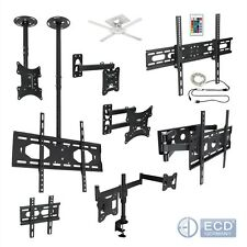 LCD LED TV TELEVISION MONITOR BEAMER WALL MOUNT CEILING MOUNT TABLE BRACKET NEW