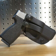 Kydex Concealment IWB Gun Holsters BLACK For Smith & Wesson Handguns