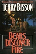 Bears Discover Fire and Other Stories, Bisson, Terry, Used; Acceptable Book