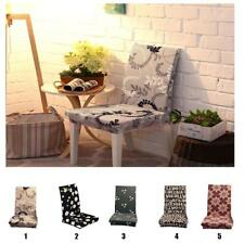 Universal Stretch Dining Room Chair Cover Slipcover Stool Protector Removeble
