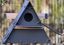 Barn Owl Nest Box 'ECO APEX' Design (Direct from the Barn Owl Centre)