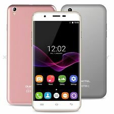 """Factory Unlocked 5.5"""" Smartphone Android6.0 Cell phone 13MP 3G HD 8GB 4Core+2SIM"""