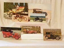 Postcard Lot A1 - Antique Automobiles Cars of Long Island Auto Museum Unposted
