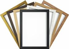 Photo Picture Poster Frame Black White Oak Gold Brown Beige, A1 A2 A3 A4 More