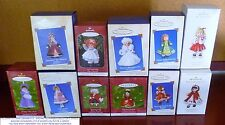 HALLMARK ORNAMENT MADAME ALEXANDER LITTLE WOMEN MADAME ALEXANDER SERIES U PICK