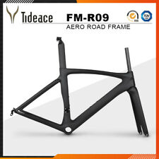 Frame+Fork+Seatpost+Clamp+PF30 BB T800 Carbon Fiber Road Racing Bike Frames OEM